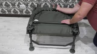 Advanta Protector MZ Straight 6 Bedchair ОБЗОР