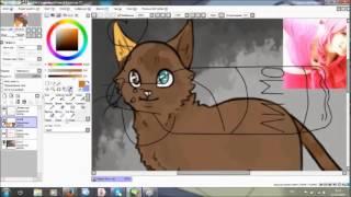 как я рисую котов воителей(, 2014-12-05T15:19:10.000Z)