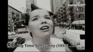 Top 10 Björk Songs