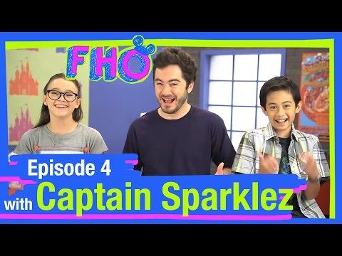 CaptainSparklez Visits FHO | FHO | WDW Best Day Ever