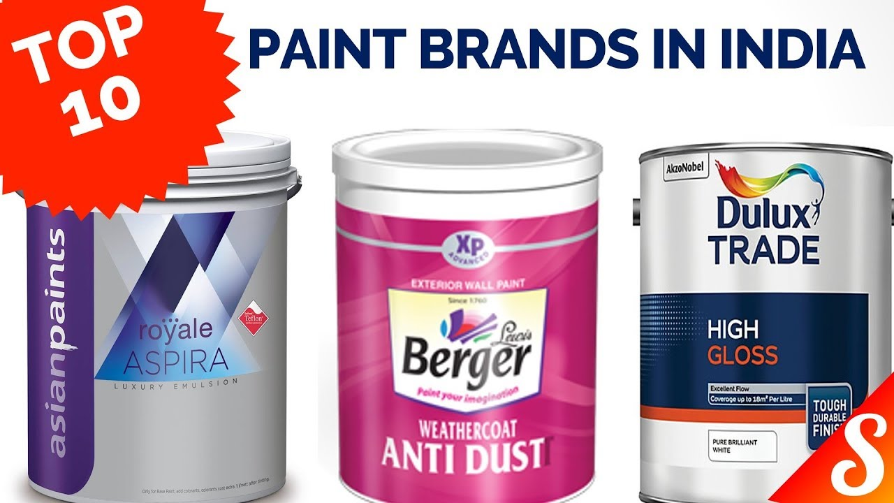 Paint Your House On This Diwali Top 10 Best Emulsion Paint Brands For Your Dream Home Youtube