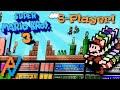 NES Atlas: 8-Player Mario (SMB3)