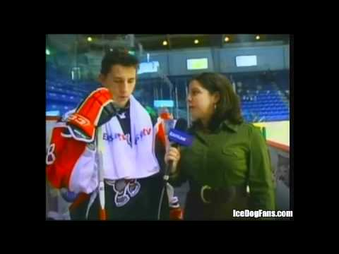 Ryan Strome interview, Sep.24, 2010