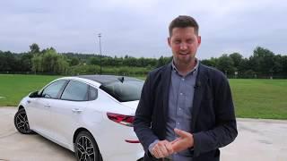 Новая Kia Optima 2018