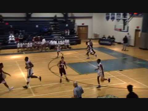 Caravel Highlights vs St G - Alderman,Keister,DJ Earl, Lange and Nasuti