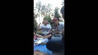 Nhạc Chế Gõ Po và Guitar - Cô Bé Lọ Lem - Dũng Bò + Ken Hột + Lộc PHĐ