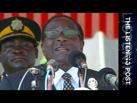 Zimbabwe: A look back through Mugabe's media legacy - The Listening Post
