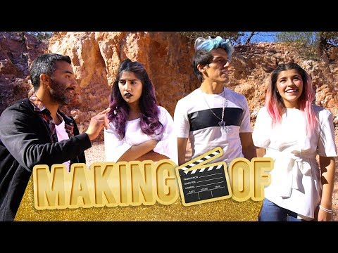 BEHIND THE SCENES OF THE 10 MILLION VIDEO (SPECIAL VIDEO) | POLINESIOS VLOGS
