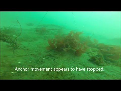 Fortress Anchor Test. Deep Set. Video #42 of an ongoing anchoring series.