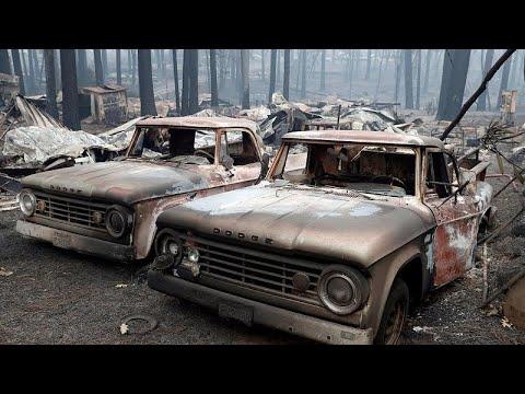 شاهد: حرائق كاليفورنيا تمحو بلدة بارادايس الغنّاء النضرة وتحولها إلى أثر بعد عين…  - نشر قبل 4 ساعة