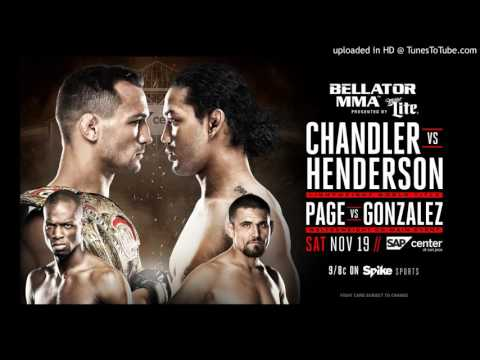 ICYMI #Bellator165 Conference Call with Henderson, Chandler, Page, Gonzalez and Scott Coker