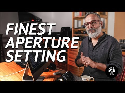 How to find your lenss sharpest aperture?  Viilage Wisdom