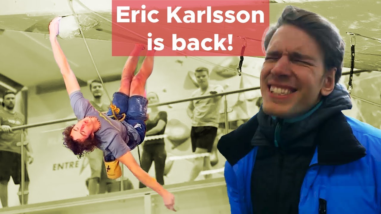 Eric Karlsson is back to REACT to his own videos!