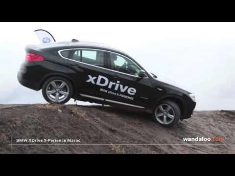 BMW xDrive X-Perience 2016