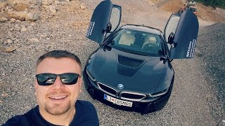 BMW i8 KS TEST DRIVE / Vlog #8