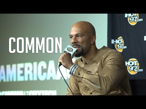 Common Urges the Youth to Vote, Talks About His Short Film, Answers Student Questions at City Tech