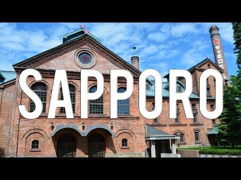 Sapporo, capitale de Hokkaido | VLOG JAPON