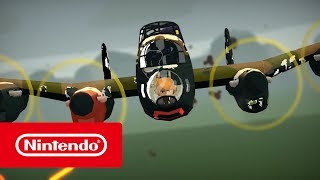 Bomber Crew - Trailer (Nintendo Switch)