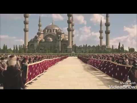 1616 Sultan Ahmet Camii Açılışı / Sultan 1. AHMET HANın isyan bastırması!!!
