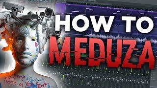 💥  HOW TO MAKE A HIT LIKE MEDUZA - FL STUDIO TUTORIAL (+FLP/ALS)