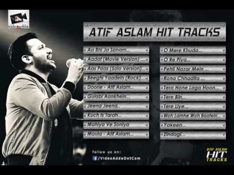 Atif Aslam most hindi hit song play listplaying now