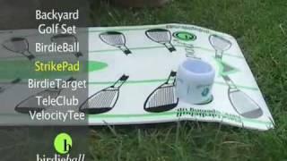 BirdieBall Street Golf, Off-Course Golf Package Plus TeleClub & Velocity Tee