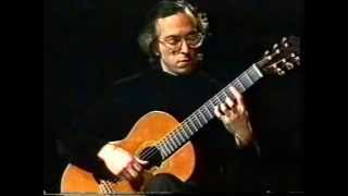 Rare Guitar Video: John Williams plays Suite in F by Sylvius Leopold Weiss