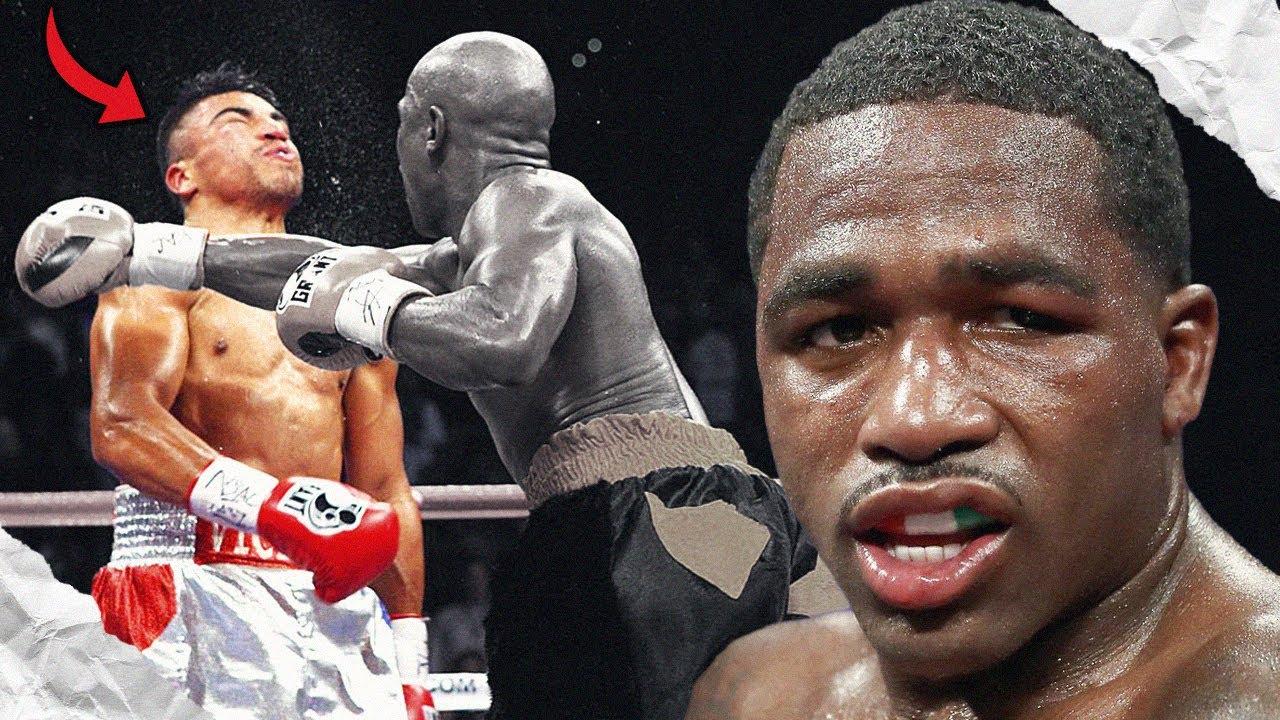 Top 5 promesas del boxeo que CAYERON