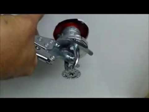 Stop recessed fire sprinkler heads
