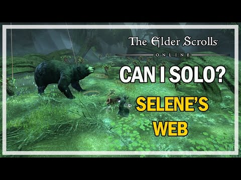 CAN I SOLO? Selene's Web - Episode 10 - The Elder Scrolls Online