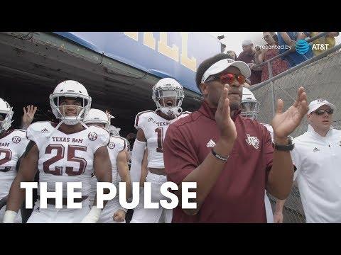 """The Pulse: Texas A&M Football   """"Storm's a Bruin""""   Season 4, Episode 2"""