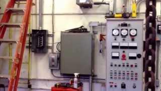 Kaplan hydro turbine rebuild