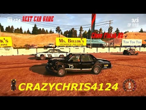 Next Car Game Close Finish #2 + Finish Line Issue