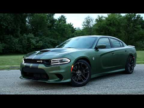2019 Dodge Charger Srt Hellcat Interior Exterior And Drive