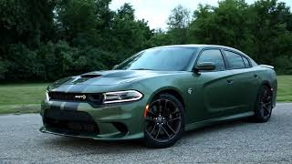 2019 Dodge Charger SRT Hellcat Running Footage