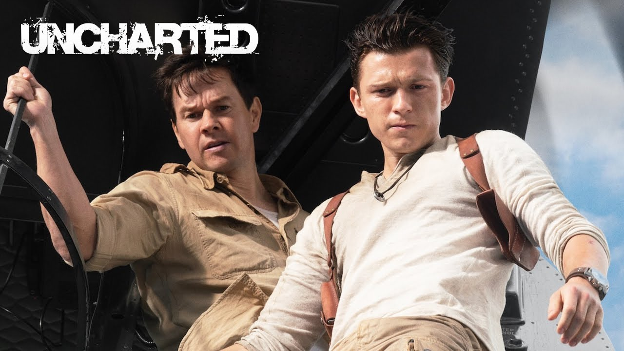 Download Uncharted Trailer 2022 Tom Holland Movie Breakdown and Easter Eggs