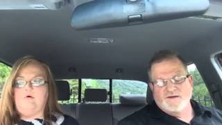 """Amazing Grace """"My chains are gone"""" cover by: Lee and Angie Collins"""