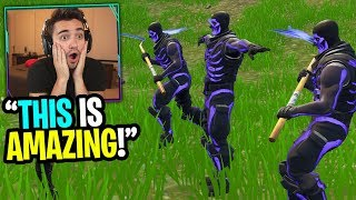 Season 1 Fortnite PROS play the NEW Season 1 Game Mode!