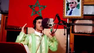 السلام السلام أغنية وطنية جديدة للفنان الحسين أمراكشي 2018 Jadid Amrrakchi Salam Salam