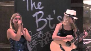 Before He Cheats - Carrie Underwood - Live Acoustic Cover by Emily & Rachel Bt