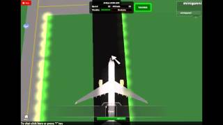 roblox refand jet airbus a330 takes of from unknown airport