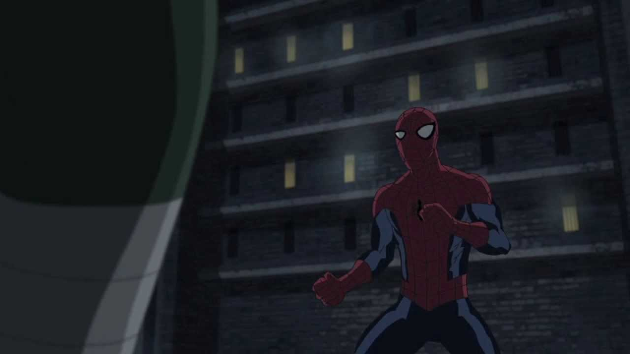 Marvel's Ultimate Spider-Man Season 2, Ep. 23 - Clip 1 ...