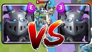 Clash Royale - MEGA MINION Vs. MEGA MINION!!! (Battle of the Robots)
