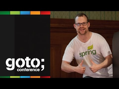 GOTO 2016 • Cloud Native Java • Josh Long