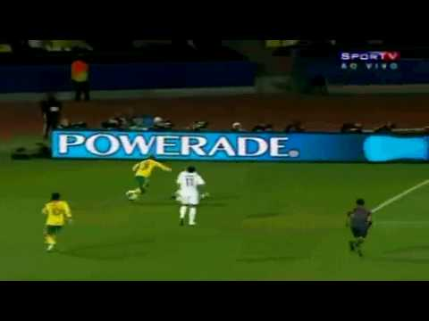 South Africa 2 X 0 New Zealand - Fifa Confederations Cup South Africa 2009