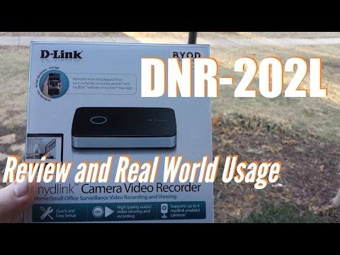 D-Link DNR-202L - Finally a Good Review