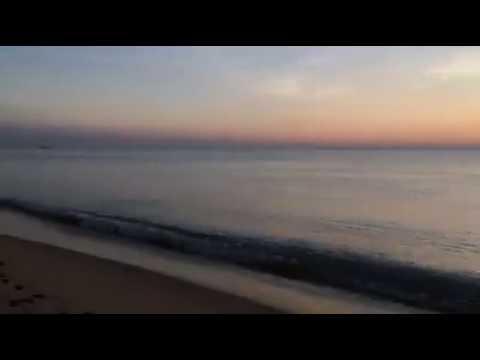 Vẻ đẹp tuyệt tác của Intercontinental Phu Quoc Long Beach Residences lúc mặt trời lặn
