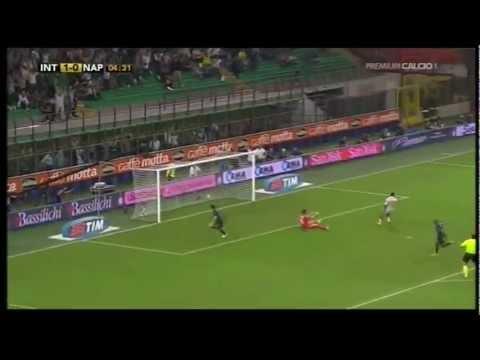 Diego Alberto Milito    El Principe    Tutti i gol con l'Inter    HD 720p