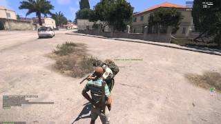 "ARMA 3: Altis Life - ""Put Your Gun Down"""
