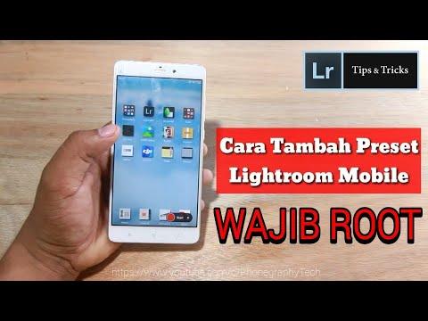 Cara Menambahkan Preset Lightroom Mobile   How to Install Presets in Lightroom Mobile For  Android